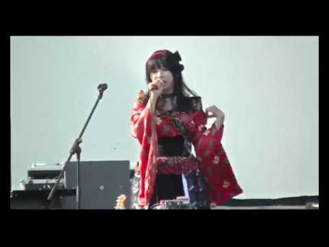Henohenomoheji - Click (OST Nisekoi/ClariS cover) @ Gelar Jepang UI 2016
