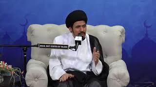 السيد منير الخباز - لماذا شرع القرأن ضرب المرأة