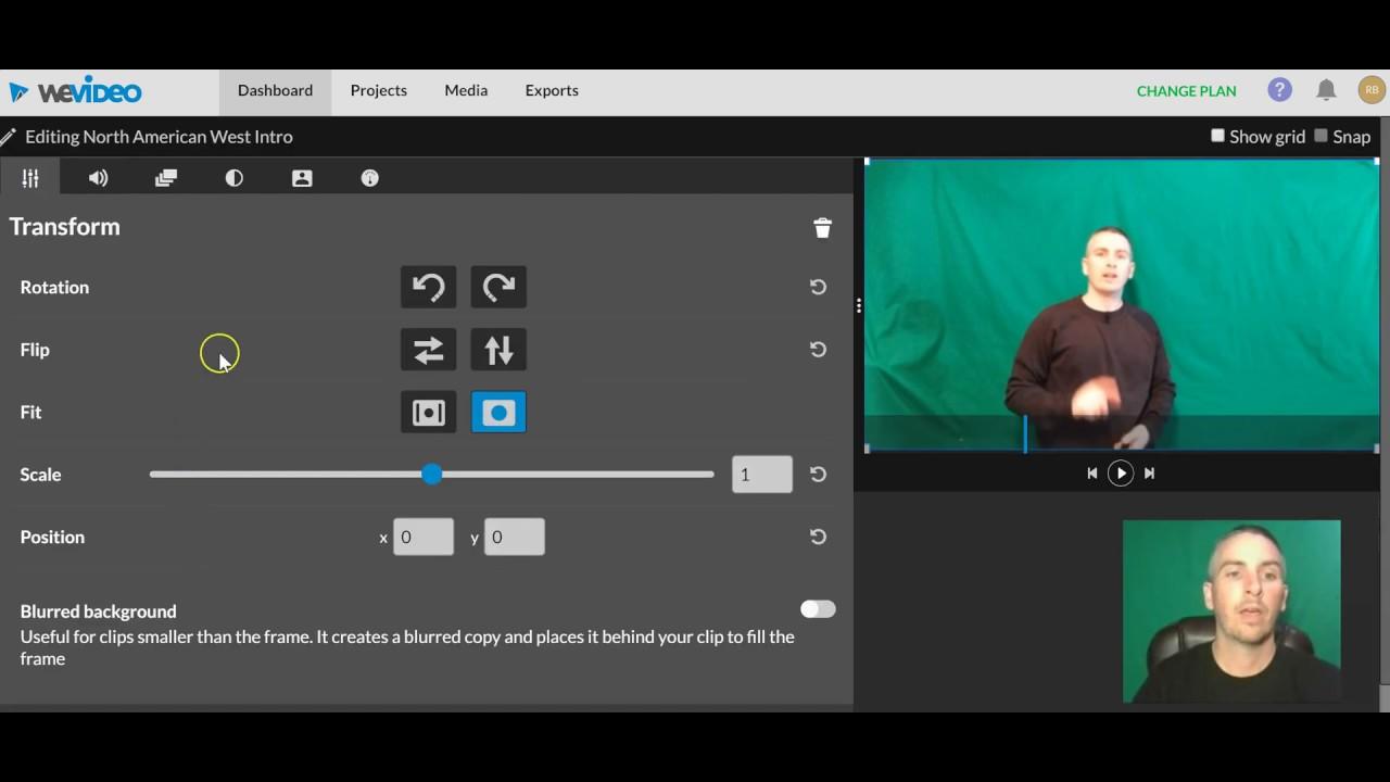 How To Create Green Screen Videos On Chromebooks Windows And Mac Youtube