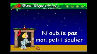 Chanson - Petit Papa Noel - Bruxalda