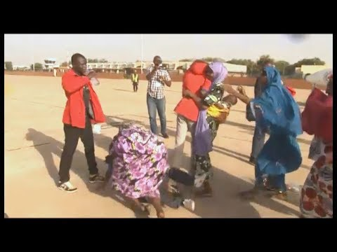 Insurgency: Tears Of Joy As Eight Minors Reunite With Families In Borno