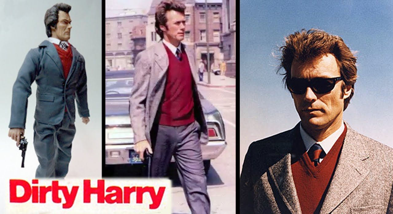 """harry callahan in dirty harry Posts about harry callahan written by luckystrike721 bamf style iconic style from movies and tv  clint eastwood as insp """"dirty harry"""" callahan in dirty."""