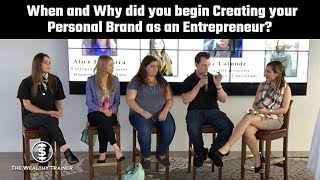 🤔 Why Create a Personal Brand as an Entrepreneur? [The #AskLalonde Show 27]
