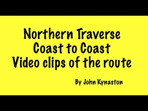 Full Northern Traverse Route