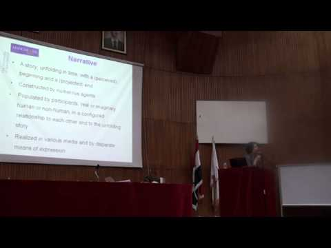 Dr. Mona Baker at ISIT, Damascus University, Syria, Part 1
