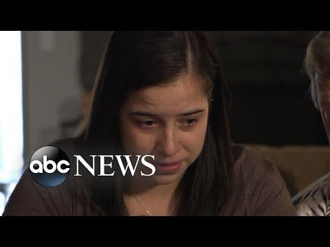 Las Vegas shooting survivors describe running for their lives