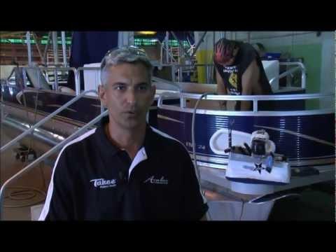 Avalon Pontoon Boats: Factory Tour Part 2