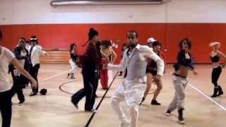 Jamie King - Casting & Creation Team - Michael Jackson THE IMMORTAL World Tour - Cirque du Soleil