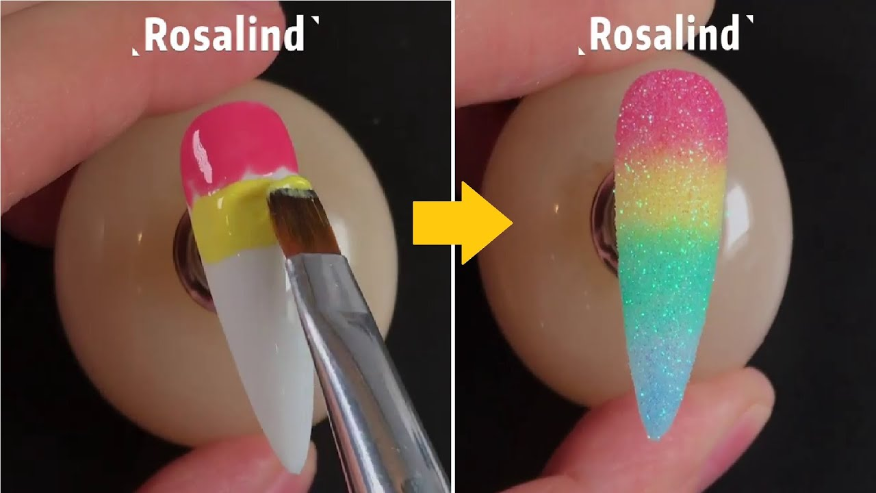 Beautiful Nail Art Designs That You'll Want To Try Right Now   The Best Nail Art Ideas