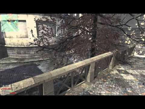 Sleight Carnage - MW3 Game Clip