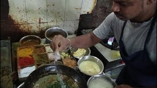 """Veg Kheema Recipe + Naan Bread Master in the """"RESTAURANT KITCHEN THAT NEVER CLOSES"""" at Hotel Atithi."""