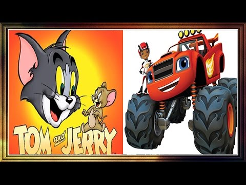 Tom and jerry cartoon blaze and the monster machines for Blaze episodi