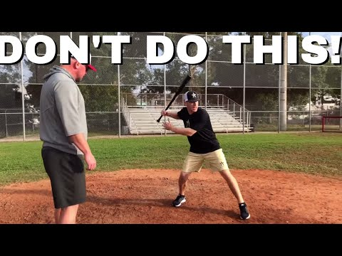 4 BIG Baseball Hitting Misconceptions Youth Coaches Teach (that MLB Players DON'T DO!)