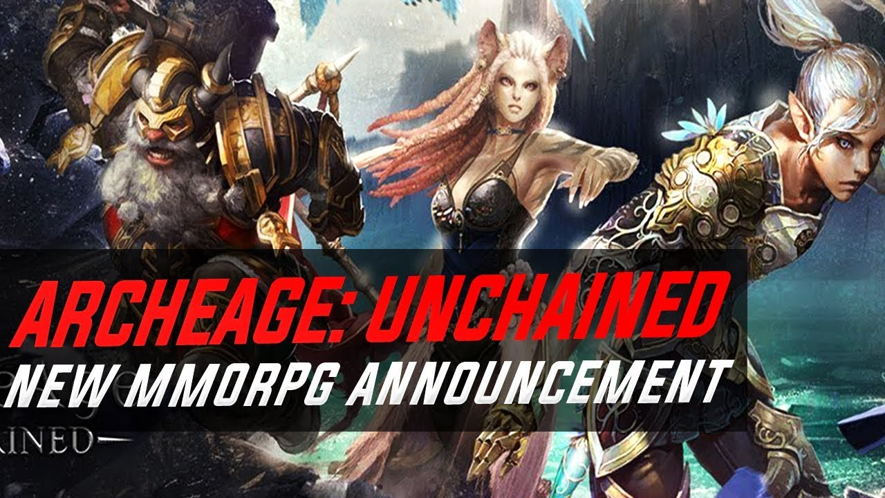 Archeage Review 2020.Archeage Unchained New Mmorpg Announcement