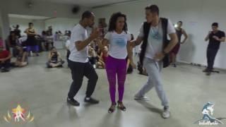 Baila Mundo - Bruno Galhardo, Pedrinho Santos e Karina Leal (Encontro das Estrelas 2017)