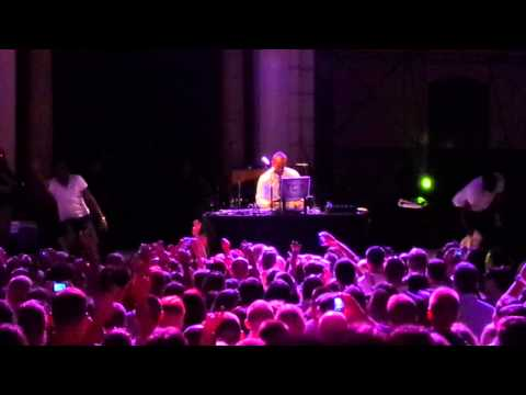 Craig David Veszprémfest 2013 TS5