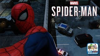 Marvel's Spider-Man - Prison Breakout at Ryker's Island (PS4 Gameplay)