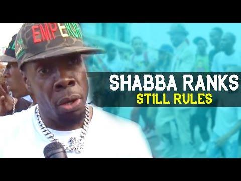 Shabba Ranks: Still Rules