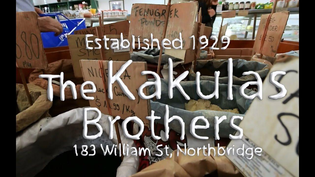 The Kakulas Brothers