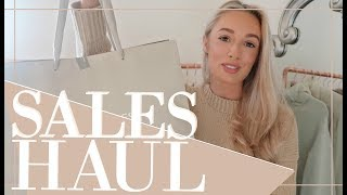JANUARY SALES HAUL // Kate Spade, Club Monaco, NET-A-PORTER & more!  // Fashion Mumblr