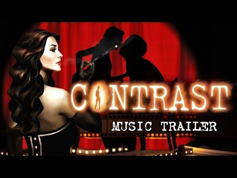 Contrast gets a jazzy new trailer, pre-orders open