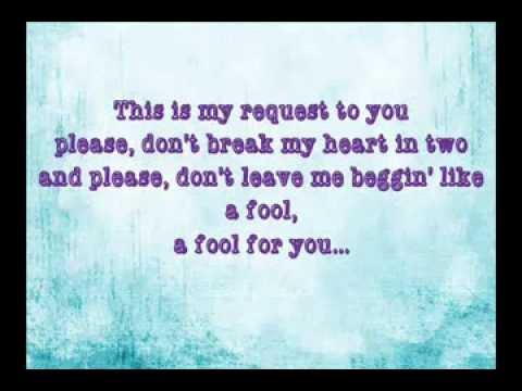 Emily Taylor, Rob Bagshaw, Tara Chinn - I'm Like a Fool a