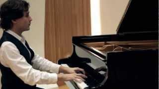 Enrique Granados- Allegro de Concierto op. 46. Antonio Galera López, piano