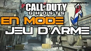 Ghosts: Live Com' en mode Jeu d'arme!| Iron DeZzo