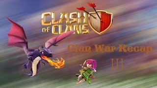 Ü18 Warriors vs Street of Clash | Cw Recap | Clash of Clans