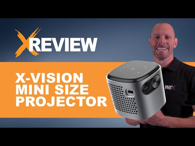 XReview: WTX X-VISION Mini Projector Product Review