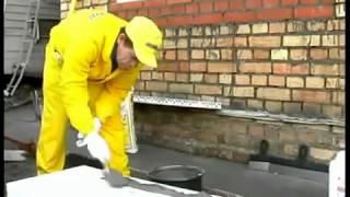 Видеоуроки по ремонту квартир.  Полимин  Утепление фасада  пенопластом(, 2013-06-26T13:06:48.000Z)