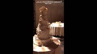 Gambar cover Julia Fedorova Cakes New York Cipriani 25 Broadway