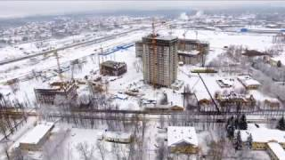 ЖК «Одинцово-1», Москва, январь 2017