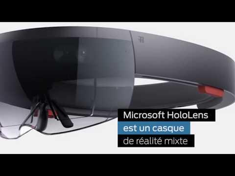 Les designers de Ford utilisent Microsoft HoloLens pour créer les prochains véhicules