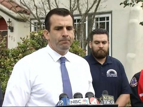 San Jose Mayor Admits Failures in Flood Evac.