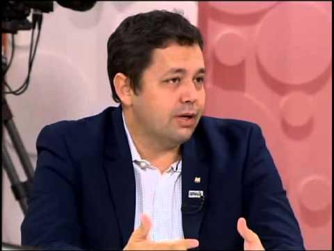 Entrevista com Dr. Charles André no Programa Sem Censura, da TV Brasil.