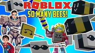 PRECISAMOS DE MAIS ABELHAS!!! (Roblox Bee Swarm Simulator #2)