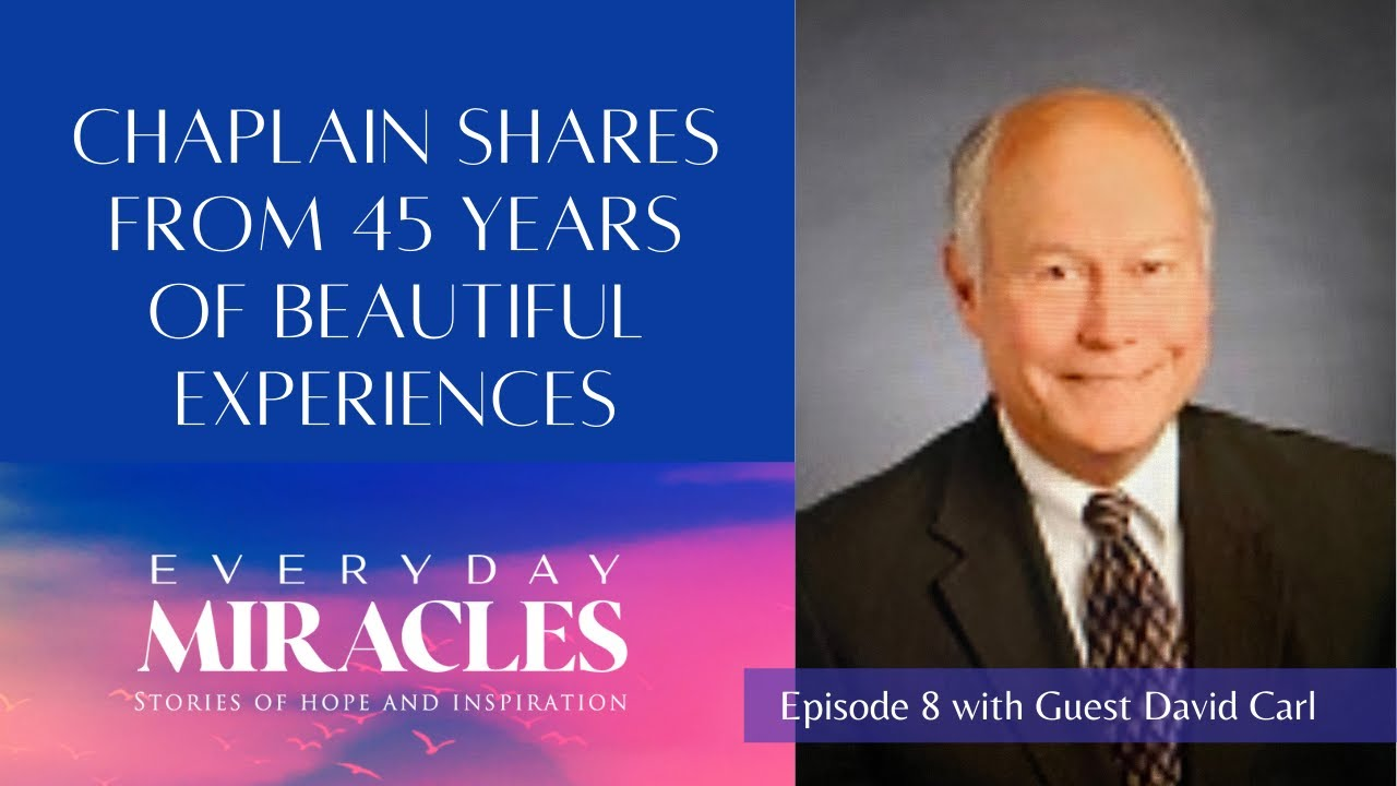 AUDIO ONLY: Chaplain shares stories of angels, death visions, a man's  vision of Jesus Christ