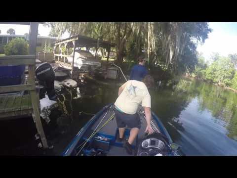 Lake Eustis Bass fishing