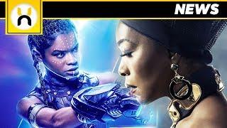 Angela Bassett Reveals Shuri and Queen Ramonda Survived Infinity War