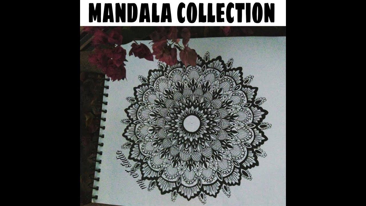 Mandala Collection || My Story of every mandala