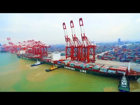 Growing Chinese ports promote worldwide connectivity, prosperity with increasing partners