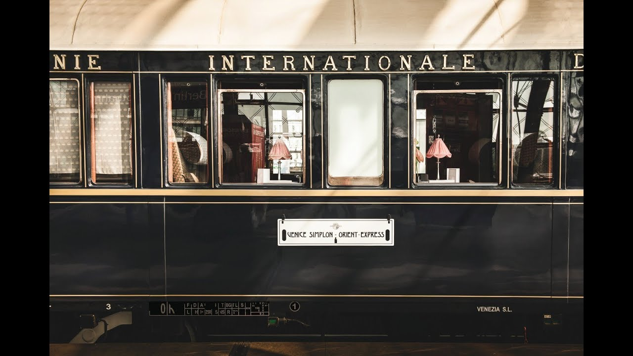 Venice Simplon-Orient-Express | Luxury Train from London to