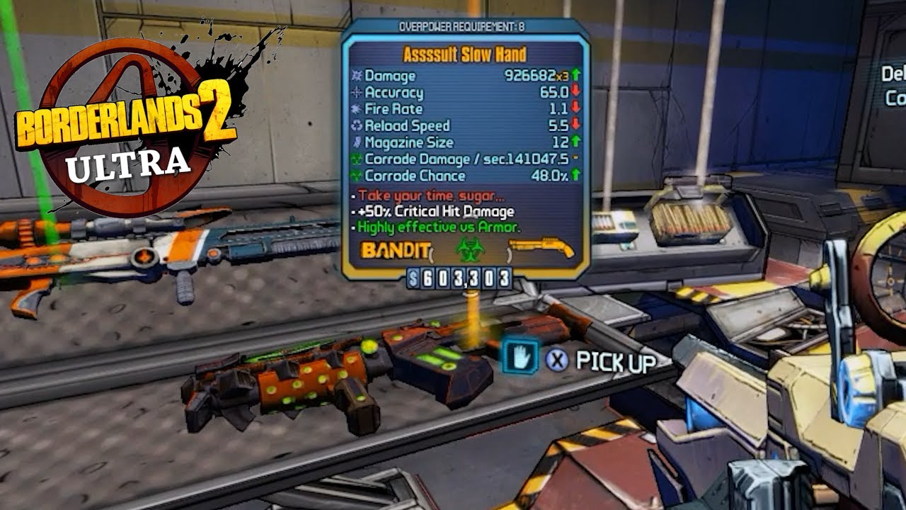 Borderlands 2 Ultra #29 com Maya Op8 Mods Community Patch