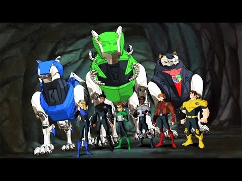 Voltron Force | 123 Roots of Evil | Voltron Full Episode | Cartoons For Kids