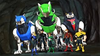 Voltron Force | 123 Roots of Evil | Voltron Full Episode | Videos For Kids