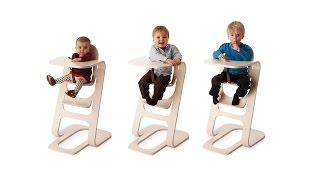 High Chair Design For Kids – Making Of
