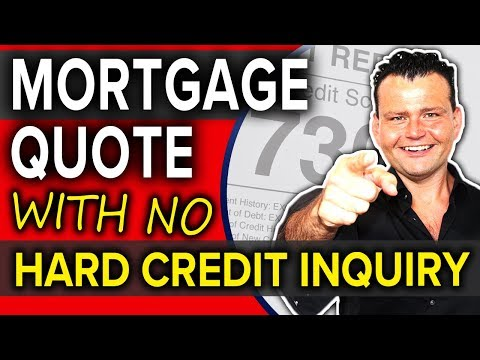 get-a-mortgage-quote-without-a-hard-credit-inquiry