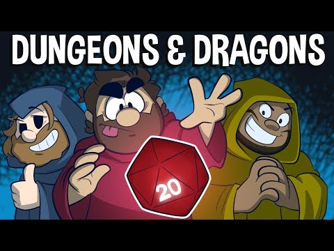Let's Play Dungeons And Dragons Together | D&D | Eff It Beard Bros