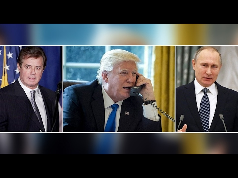 Trump aides and campaign staff repeatedly contacted Russian intelligence officers in the year.